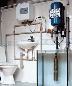 пример водоснабжения