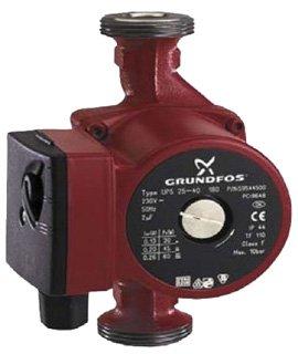 Циркуляционный насос с мокрым ротором Grundfos серии UPBASIC