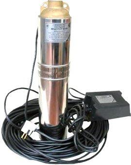 Насос для скважин ВОДОЛЕЙ  БЦПЭ - 0.5   диаметром 100мм