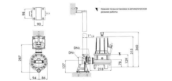 Схема GM-GT 32/2/110 C. 149-150