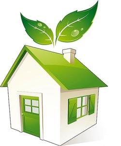 Дом с отрицательной энергией